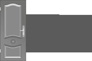 Šarvuotos durys, geležiniai vartai